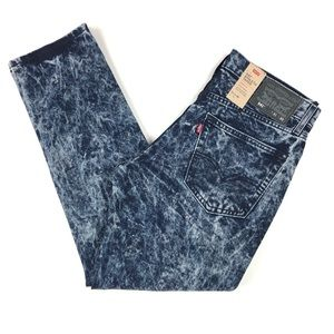 Levis 541 Athletic Taper Acid Wash Jeans 31x30